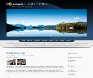 Tasmanian Boat Charters