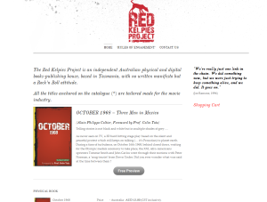 October 1968 - Red Kelpies Project