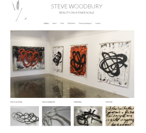 STEVE WOODBURY – REALITY ON A FINER SCALE