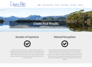 Claire Ellis Consulting – Tourism Analysis   Solutions