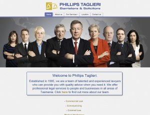 Phillips Taglieri — Barristers and Solicitors
