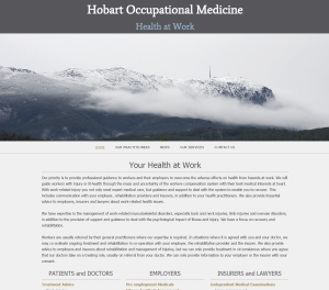 Hobart Occupational Medicine – Health at Work