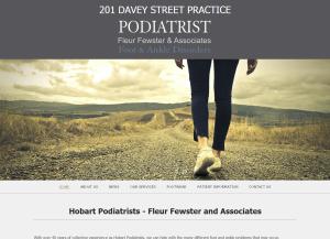 Hobart Podiatrists   Fleur Fewster and Associates