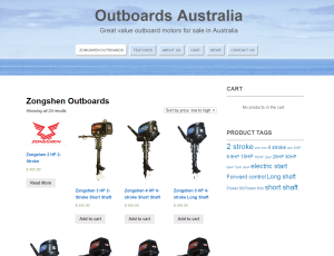 Outboards Australia – Great value outboard motors for sale in Australia