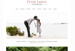 Website update – Hobart Wedding Photographer