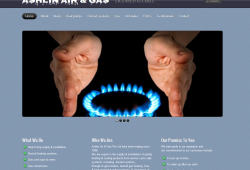 New Website for Hobart Heating