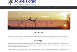 Joule Logic Renewable Energy Specialists